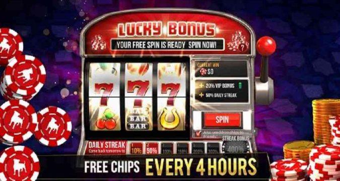 zynga casino app lucky bonus splash screen